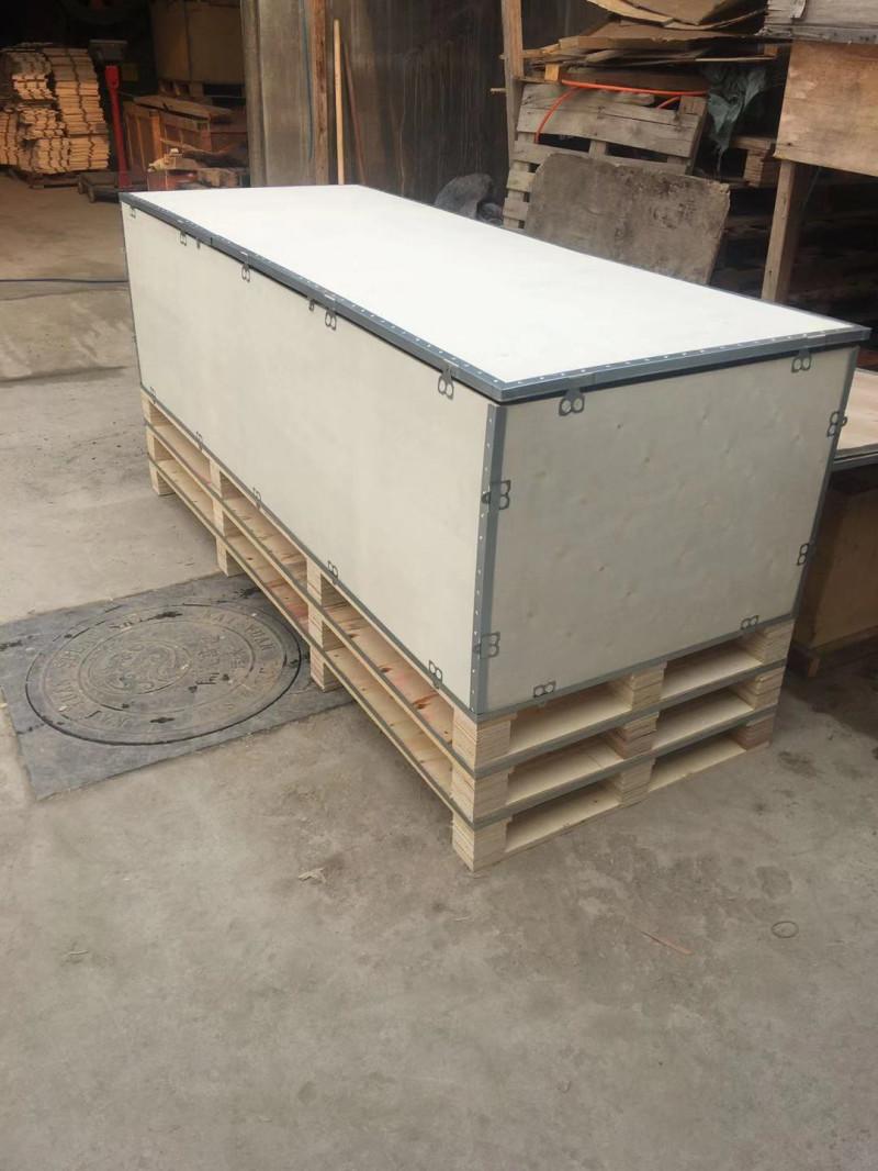 东营折叠包装箱